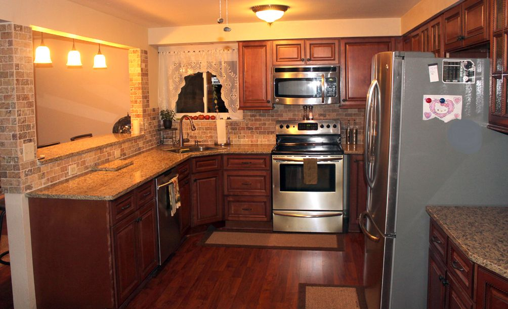 Kitchen cabinet discounts rta kitchen makeovers for Kitchen cabinets makeover