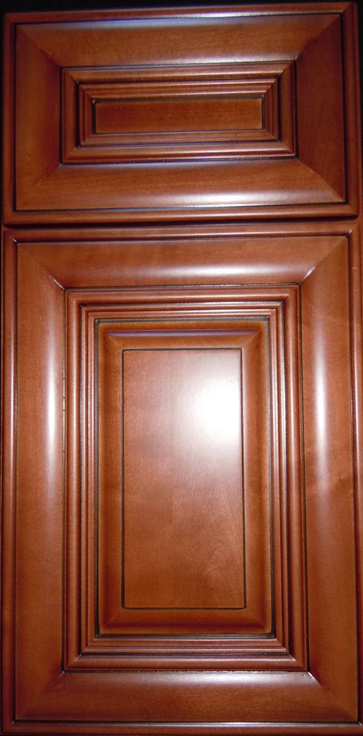 Pillow Style Kitchen Cabinet Doors