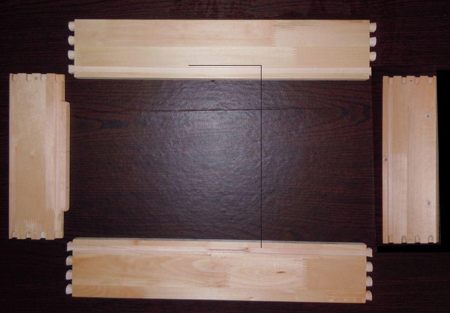 kitchen cabinet drawer box 2