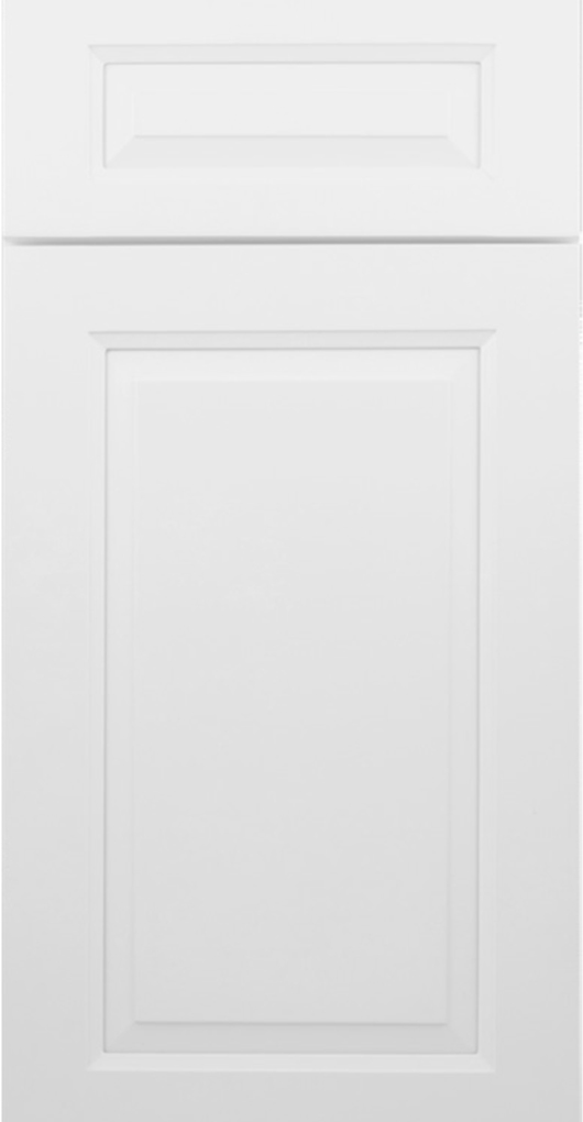 BEVELED WHITE RTA Kitchen Cabinet Disccounts