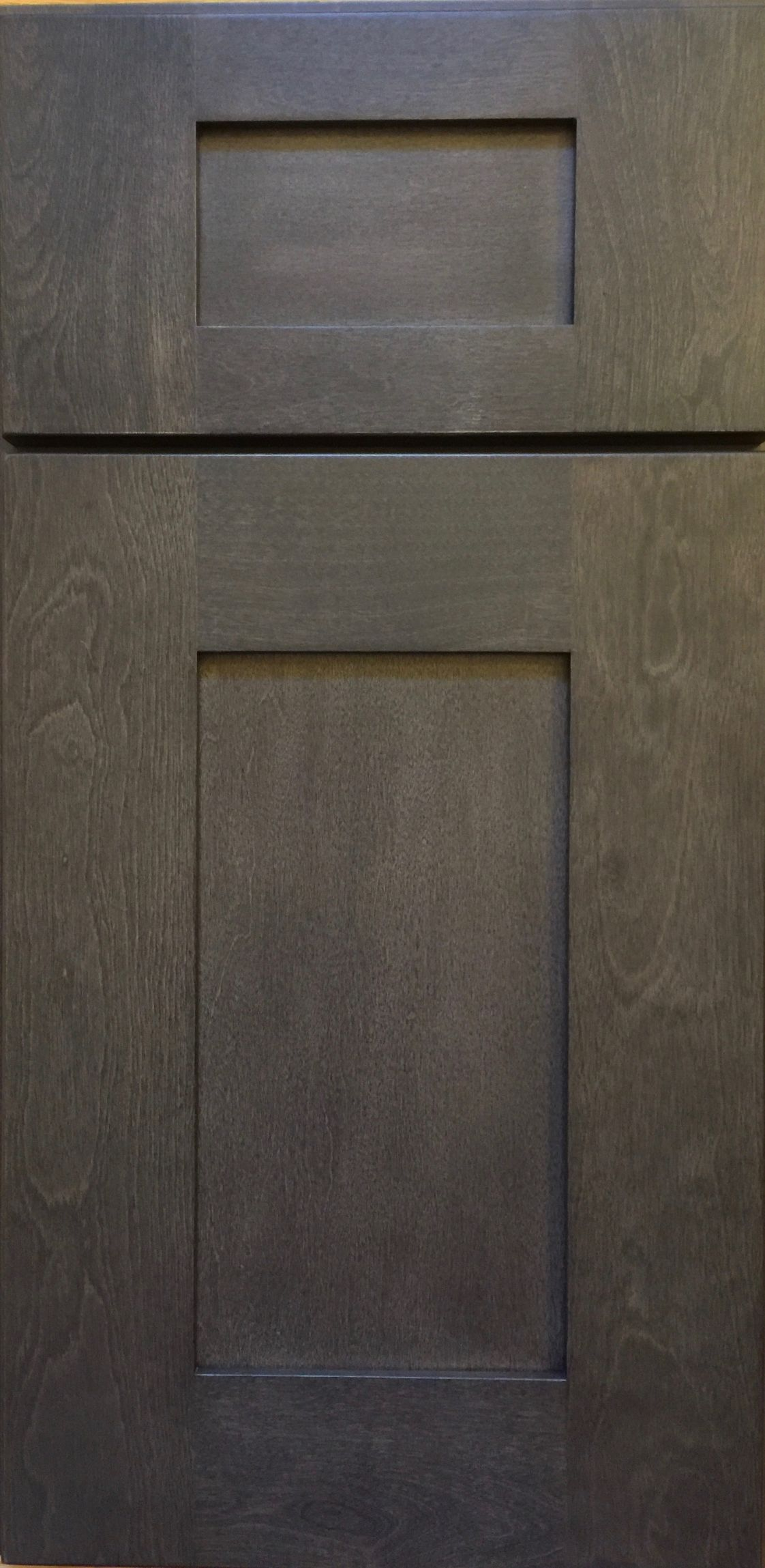 GREYSTONE SHAKER SAMPLE Kitchen Cabinet Discounts RTA Cabinets