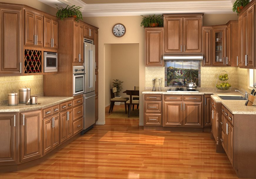Kcd Kitchencabinetdiscounts Chestnut Pillow Kitchen Rta Maple Oak Bamboo Birch Cabinets