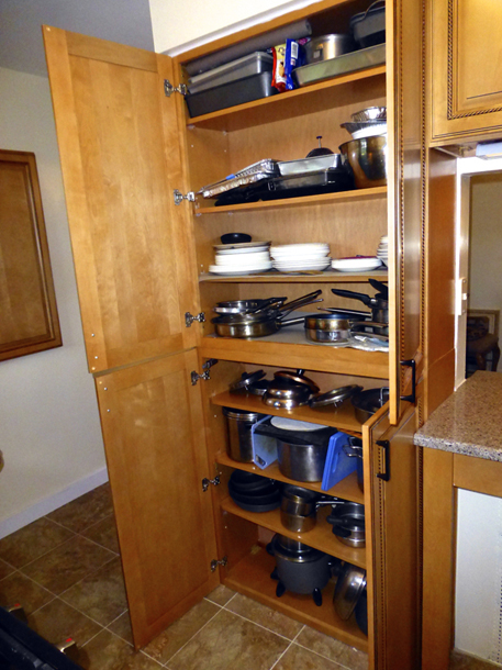 Pantry Cabinet: Inch Wide Pantry Cabinet with Kitchen Cabinet ...