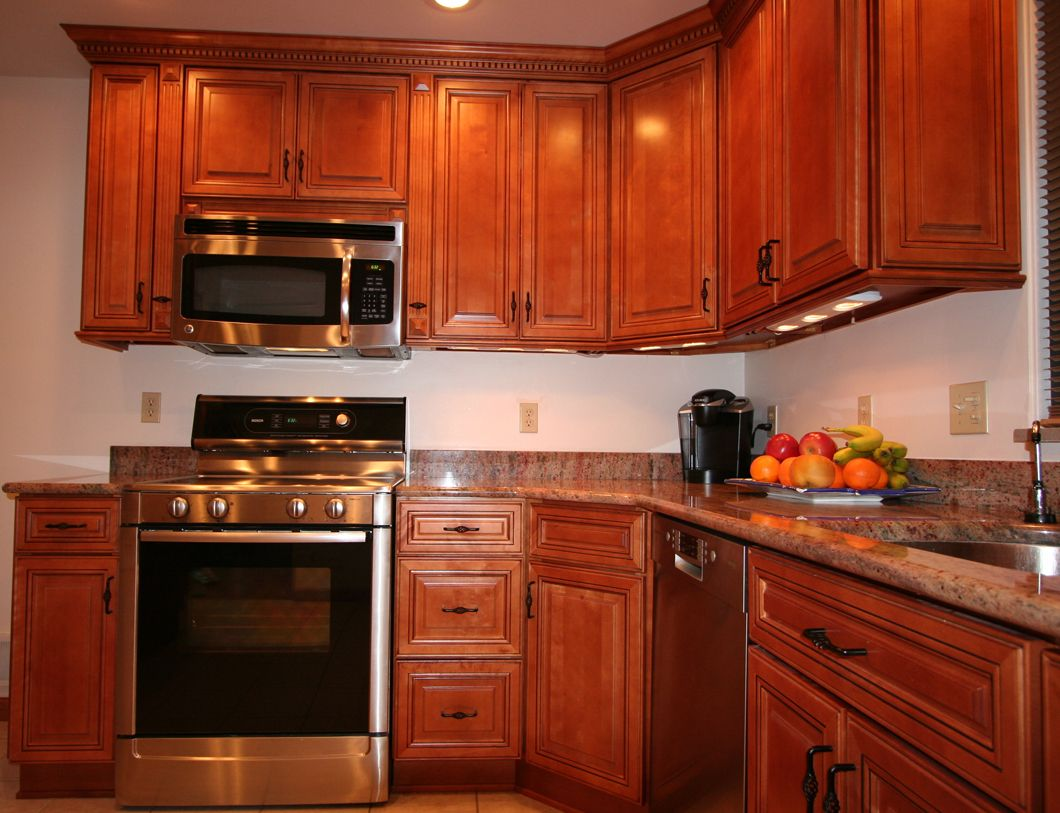 Rta kitchen cabinet discounts maple oak bamboo birch for Full kitchen cabinets