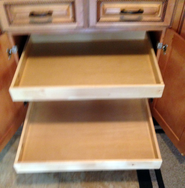 Copyright Kitchen Cabinet Discounts Marcy Rollout Tray