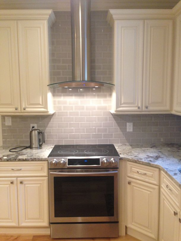 Copyright Kitchen Cabinet Discounts RRA French Cream RTA Kitchen Cabinet Discounts AFTER RTA Kitchen Makeover