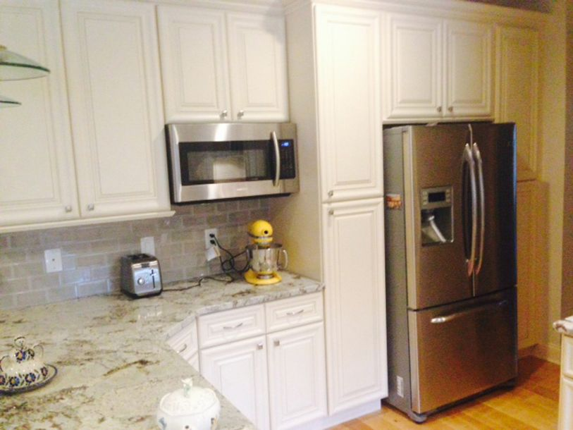 Copyright 2014 Kitchen Cabinet Discounts French Cream Joanna After RTA Kitchen Cabinet Discounts Kitchen Makeover