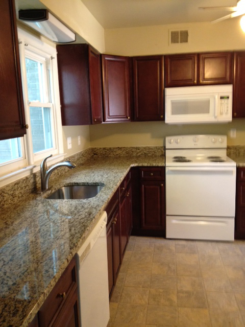 Copyright Kitchen Cabinet Discounts Sue M AFTER RTA Kitchen Cabinet Makeovers 1
