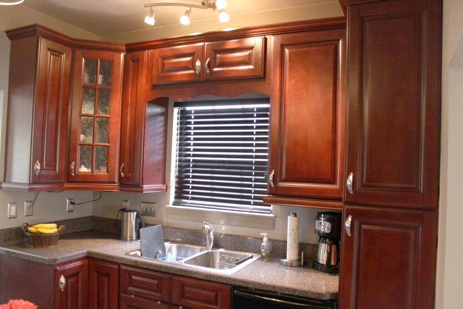 copyright kitchen cabinet discounts tom judy after rta kitchen cabinet discounts kitchen makeovers 2 - Sink Cabinet Kitchen