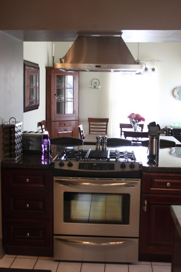 Copyright Kitchen Cabinet Discounts Tom & Judy AFTER RTA Kitchen Cabinet Makeovers 6
