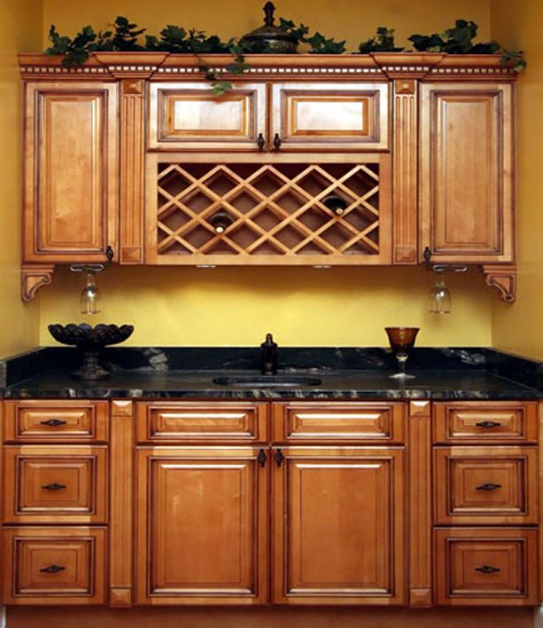 KCD Kitchen Cabinet Discounts Yorktown RTA Cabinets Bar 2.jpg & Kitchen Cabinet Discounts - RTA Cabinets OUTSIDE Your Kitchen