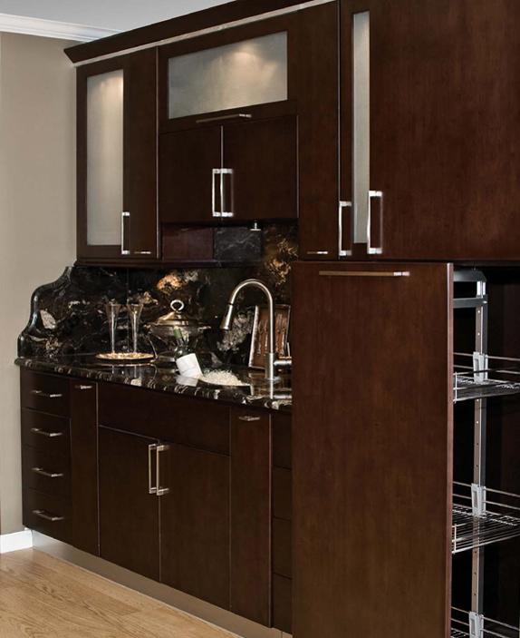 Kitchen Bar Cabinets: RTA Kitchen Cabinet Discounts MAPLE OAK BAMBOO BIRCH