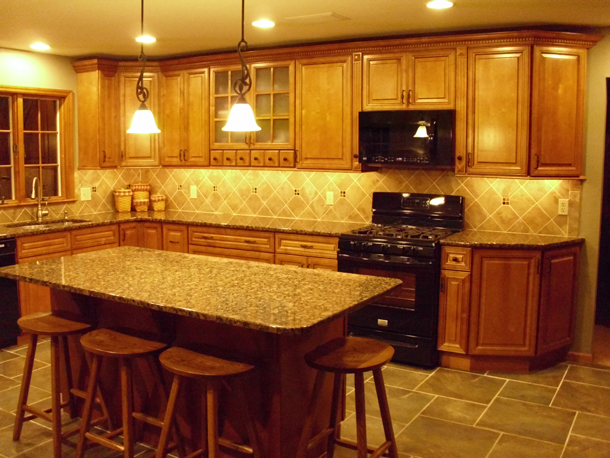 Copyright Kitchen Cabinet Discounts AFTER RTA Kitchen Cabinet Discounts RTA Kitchen cabinets Discounts Makeover Lisa & Andy g kit 3-610.jpg